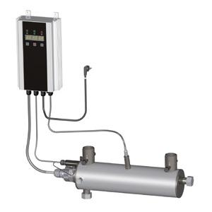 Компактная установка УФ-обработки воды ЛИТ серии Basic DUV-1-87-N BSC