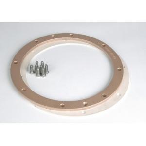 Комплект фланца Hugo Lahme с уплотнениями и крепежами для бронзовых корпусов фонарей 300 Вт / 2 х 50 Вт / LED 24 x 3 Вт арт. 4060050