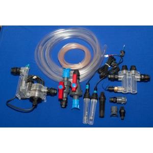 Комплект к дозирующему насосу Acon (клапаны забора и впрыска
