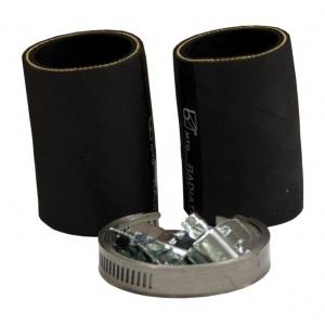 Комплект резиновых шлангов Dinotec для подсоединения теплообменника: NW 50 арт. 0970-687-00