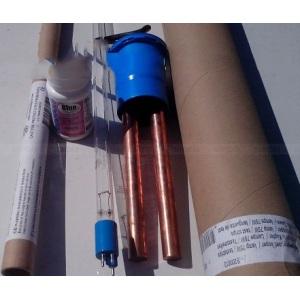 Комплект сервисный для ультрафиолетовой установки с медным ионизатором Van Erp Blue Lagoon Ionizer UV-C 40000 /B200012 арт. B200012
