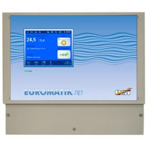 Комплект управления бассейном OSF Euromatik.net с управлением через интернет