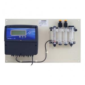 Контроллер AstralPool для контроля pH/ORP/свободного хлора/общего хлора/температуры (гальванический контроль) арт. 66175
