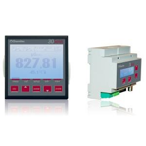 Контроллер Chemitec 3093, хлор/диоксида хлора/озон, настенный монтаж, 144 x 144 мм арт. 9700616010A
