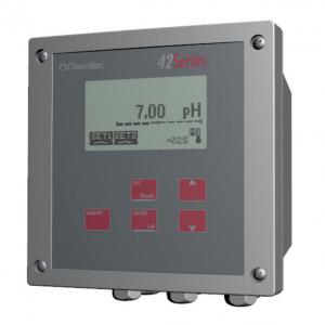 Контроллер Chemitec 4222, проводимость + температура, кондуктивный метод, панельный монтаж, 144 x 144 мм арт. 9710610000A-1