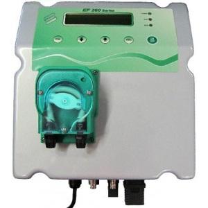 Контроллер Steiel EF263 pH/RX/SСh output с перистальтическим насосом 4 л/ч и возм. подкл. электролизера / 84011010059/AQM арт. EF263 pH/RX/SСh output