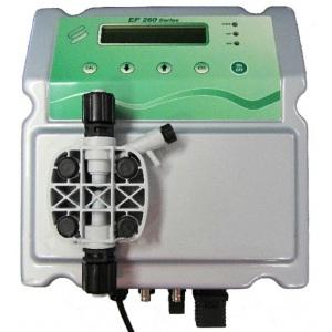 Контроллер Steiel EF264 pH/RX/SCh output с электромагнитным насосом 10 л/ч и возм. подкл. электролизера / 84012010011/AQM арт. EF264 pH/RX/SСh output
