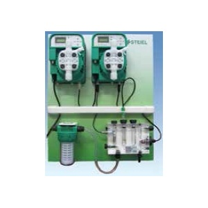 Контроллер рН и свободного хлора Steiel PNL EF162 pH + EF163 CL арт. M370121003939