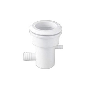 Корпус для гидромассажной форсунки из ABS пластика, диаметр 20*10 мм /0021/ арт. 21