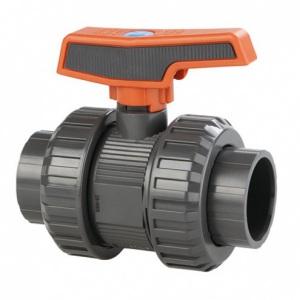 Шаровый кран ПВХ PN-16 d_50 мм Cepex /36505 арт. 36505