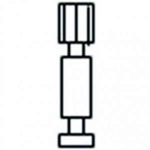 Краник регулировки потока PSS-PC-PL для станции Seko Kontrol 800 арт. RIC0151047