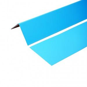 Крепежный угол ПВХ Aquaviva внешний (2