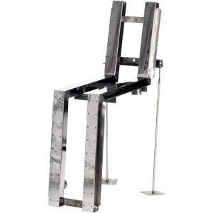 Кресло аэромассажное Xenozone (под плитку) AISI-304 арт. ЛА.01.0