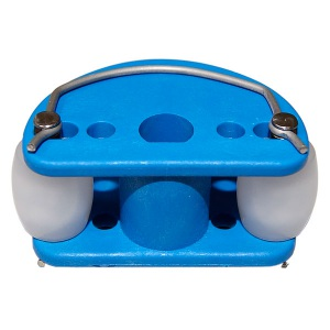 Крестовина с роликами для перистальтического насоса станций OSF Waterfriend арт. 209.000.4807