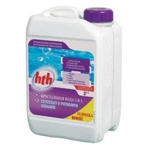 Кристальная вода три в одном HTH 3 л (4 шт. в упаковке) / L800714H2 арт. L800714H2 / L800714H9