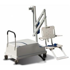 Портативное кресло для инвалидов AstralPool Pal из пластика арт. 49901