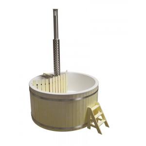Купель круглая PolarSpa 'Премиум' на 4-6 чел