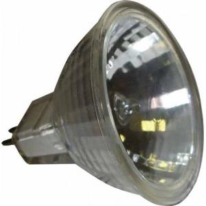 Лампа запасная галогенная белого света для фонарей SPL-M с отражателем