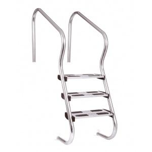Лестница Flexinox 4 ступени Easy Access 316 сталь (87152011) арт. 87152011