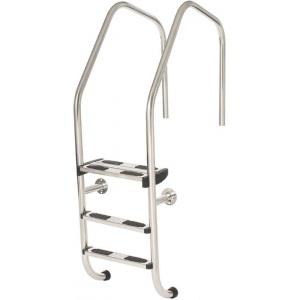 Лестница Special Overflow 5 ступени (нержавеющая сталь AISI-316, ступени люкс) /87111765/ арт. 87111765