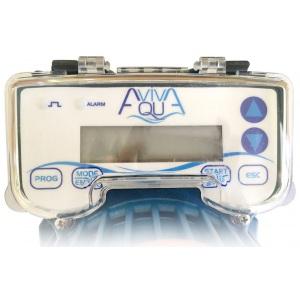 Мембранный дозирующий насос Aquaviva TPG803, 25 л/ч, 5 бар, аналоговый регулятор, режим ppm арт. TPG803