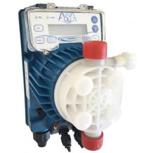 Мембранный дозирующий насос Aquaviva TPR803, дозирование pH/Cl, 25 л/ч, 4 бар, с ручным регулятором арт. TPR803