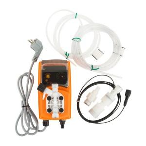 Мембранный дозирующий насос Emec универсальный 10 бар 4 л/ч с ручной регулировкой (VCL1004) арт. VCL1004