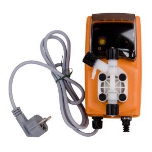 Мембранный дозирующий насос Emec универсальный 10 бар 2 л/ч c ручной регулировкой (VACL1002) арт. VACL1002