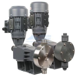 Мембранный насос Etatron D-BI 158/8, 400/3/50, 0,25 кВт арт. BD0158BI00000