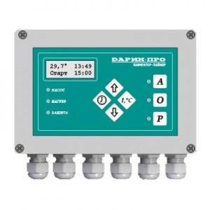 Микропроцессорный прибор с программированием времени работы насоса фильтра Дарин Про 'Навигатор-Таймер' арт. 01-10-000-00