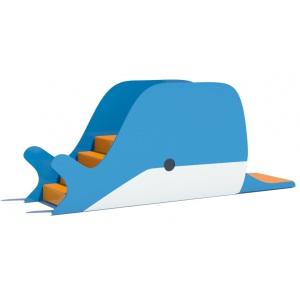Мини-горка AstralPool Whale для детей арт. 66458