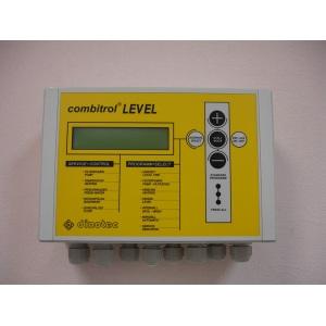 Многофункциональное устройство управления фильтрацией и уровнем воды в переливной емкости Dinotec Combitrol LEVEL