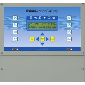 Многофункциональный блок управления OSF PC-40.net с удаленным управлением через интернет