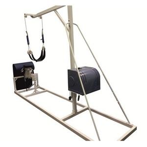 Тренажер максимальной нагрузки ПТК-Спорт АРТ-3 имитирующий состояние пловца в воде с моделирующим комплексом