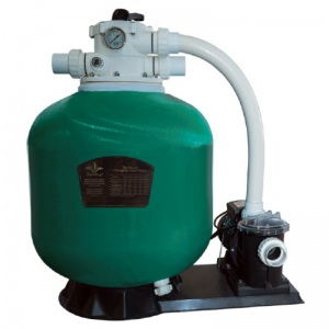 Моноблок Д.650 мм, 16 м³/час (фильтр KP650 + насос STP150) Pool King /KB650/ арт. KB650
