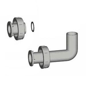 Монтажный комплект для 6-позиционного вентиля IML PS6104 арт. PS07444-1111