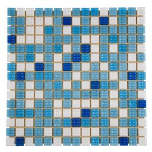 Мозаика стеклянная Aquaviva Bahama светлая B2311N арт. B2311N
