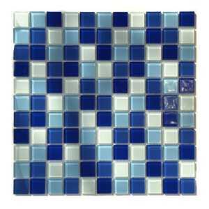 Мозаика стеклянная Aquaviva Cristall Bagama светлая DCM178 арт. DCM178