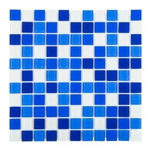 Мозаика стеклянная Aquaviva Cristall Bagama тёмная DCM278 арт. DCM278