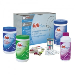 Набор для обработки хлором для СПА HTH