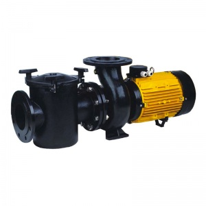 Насос CFRP с префильтром чугунный 92 м3/час, 380В, 5,5 кВт Pool King /CFRP 75-80/ арт. CFRP 75-80