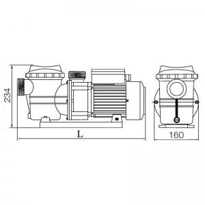 220В Pool King /STP150/ арт. STP150