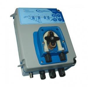 Насос Seko PoolBasic Evo pH LED, 6,2÷8,0 pH, ±0,2 pH, 1,5 бар, 5 л/ч, 220÷240 В, 8 Вт арт. SPHBASPA5000