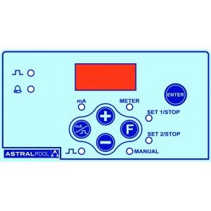 Насос-дозатор AstralPool Exactus с микропроцессорным пропорциональным регулированием (4–20 mA), давление 5 бар, объём 10 л/ч арт. 57166