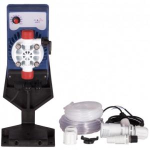 Насос-дозатор мембранный Seko Kompact AMC 200, 3–5 л/ч, 14 Вт, постоянное и пропорциональное дозирование по импульсу, 220 В арт. AMC200NPE0003 / AMC200NPE