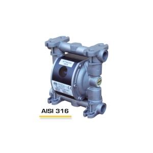Насос дозирования мембранный Debem Microboxer, 1800 л/ч, 8 бар, AISI 316 арт. IMICRA-MTAAT