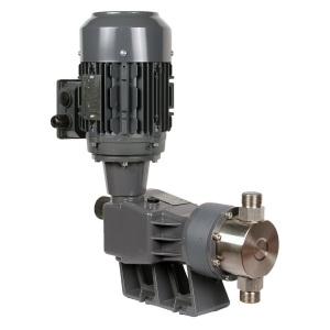 Насос дозирования плунжерный Etatron P-AA 128/12, 400/3/50, 0.25 кВт арт. BP0128AA00000