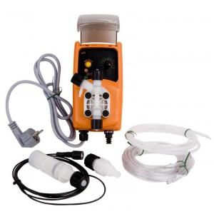 Насос дозирующий Emec на флокулянт 2,2 л/час