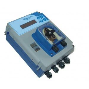 Насос пропорционального дозирования Seko Basic Pro 9750cc/H. По внешнему сигналу 4÷20 мА или кол-ву пульсов/сек, 1,5 бар, 9750 см3/ч арт. SFKBA5PM1000