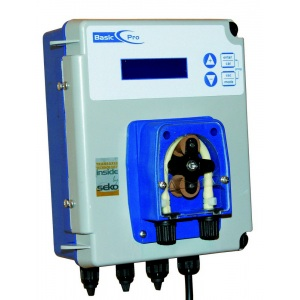 Насос пропорционального дозирования Seko Basic Pro 1510cc/H. По внешнему сигналу 4÷20 мА или кол-ву пульсов/сек